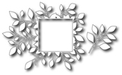 1021 Massa Leaf Frame craft die