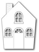 1089 Cute Cottage craft die