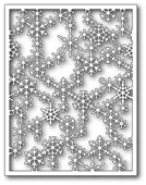 1556 Snowflake Lattice Frame craft die