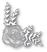 1979 Country Rose Corner craft die