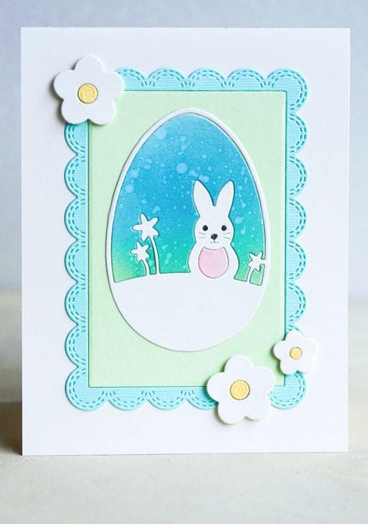 Image result for Poppystamp Easter Bunny Egg