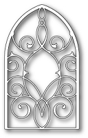 850 Grand Gothic Iron Work craft die