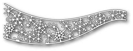 1553 Snowflake Breeze craft die