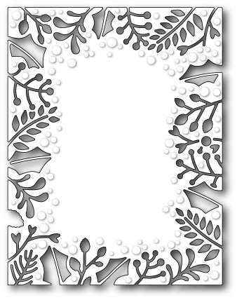 1560 Botanica Frame craft die