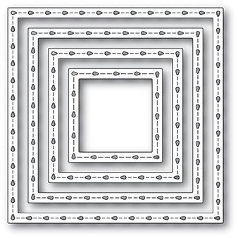Stitchwork Square Frames