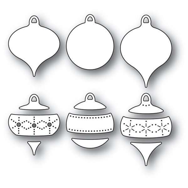 Pinpoint Ornament