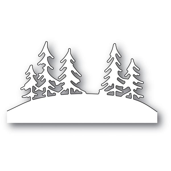 Tree Line Hill