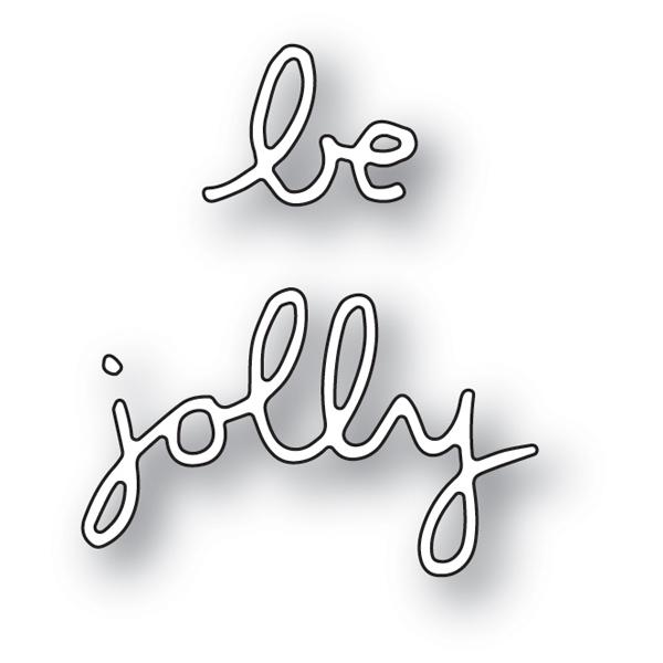 Be Jolly Doodle Script