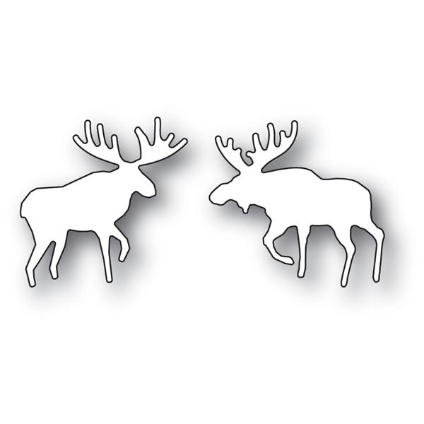 Wilderness Moose Duo