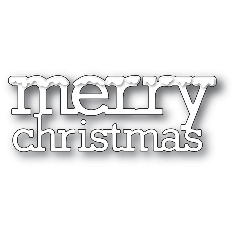 Snowy Merry Christmas