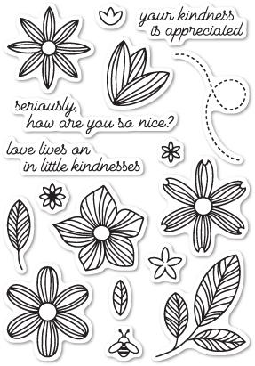 Little Kindness Stamp Set
