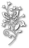 1058 Elsa Butterfly Branch craft die