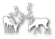 1691 Grazing Deer craft die