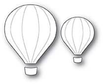 2026 Hot Air Balloons craft die