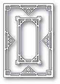 2126 Deco Cecil Frame craft die