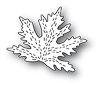 2136 Whittle Maple Leaf craft die