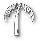 2216 Whittle Palm Tree craft die