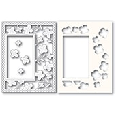 2222 Summer Blossoms Sidekick Frame and Stencil
