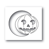 2239 Smiling Jack o Lantern craft die