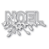 2240 Festive Noel craft die
