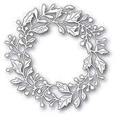 2320 Adriana Wreath craft die