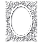2327 Adriana Oval Frame craft die