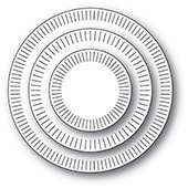 2328 Brilliant Rings craft die