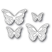 2367 Intricate Cut Butterflies craft dies