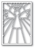 2388 Stained Glass Angel craft die