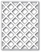 2427 Lattice Plate craft die