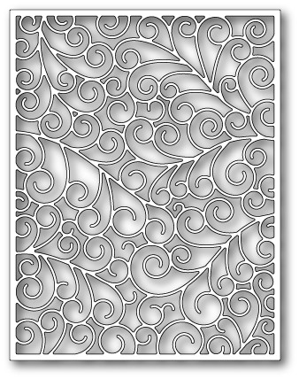 1081 Luxe Background craft die
