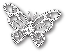 1469 Daphne Butterfly craft die