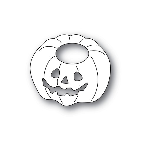 2261 Happy Jack o Lantern craft die